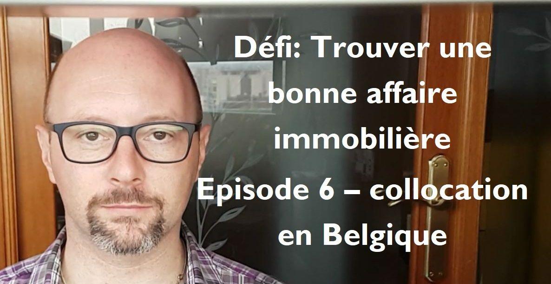 Collocation en Belgique
